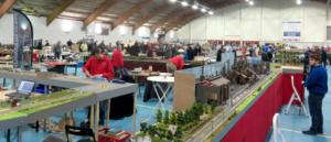 Modulebanen van MSCRailrunners in Veendam 2017